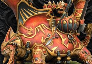 Skorne Battle Engines & Gargantuans