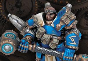 Cygnar Warcasters