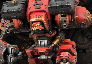 Khador Battle Engines & Colossals