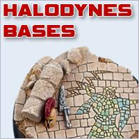 Halodynes Bases