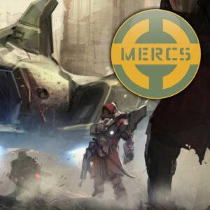 Infinity Mercenaries