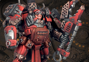 Khador Weapon Crews & Attachments