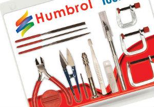 Humbrol Glue & Tools