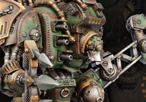 Mercenary Battle Engines & Colossals