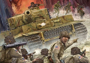 Flames of War Books & Accessories