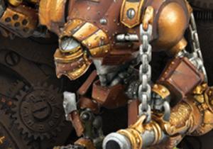 Mercenary Warjacks