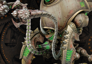 Cryx Battle Engines & Colossals