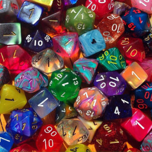 Dice by Manufacturer