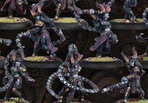 Cryx Units