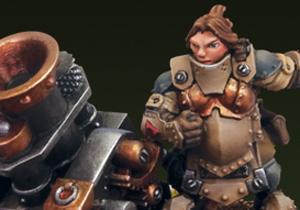 Mercenary Weapon Crews & Attachments