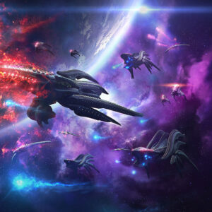 The Scourge Fleet
