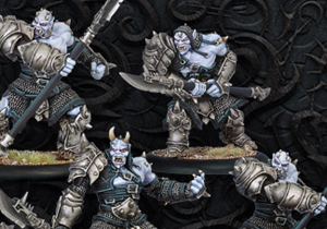 Everblight Units