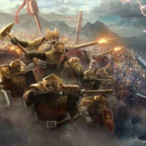Dwarf Armies