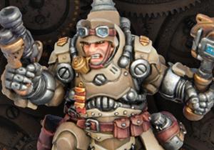 Mercenary Warcasters