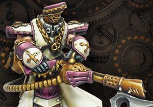 Menoth Weapon Crews & Attachments