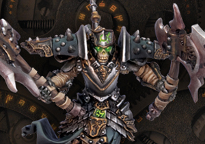 Cryx Weapon Crews & Attachments