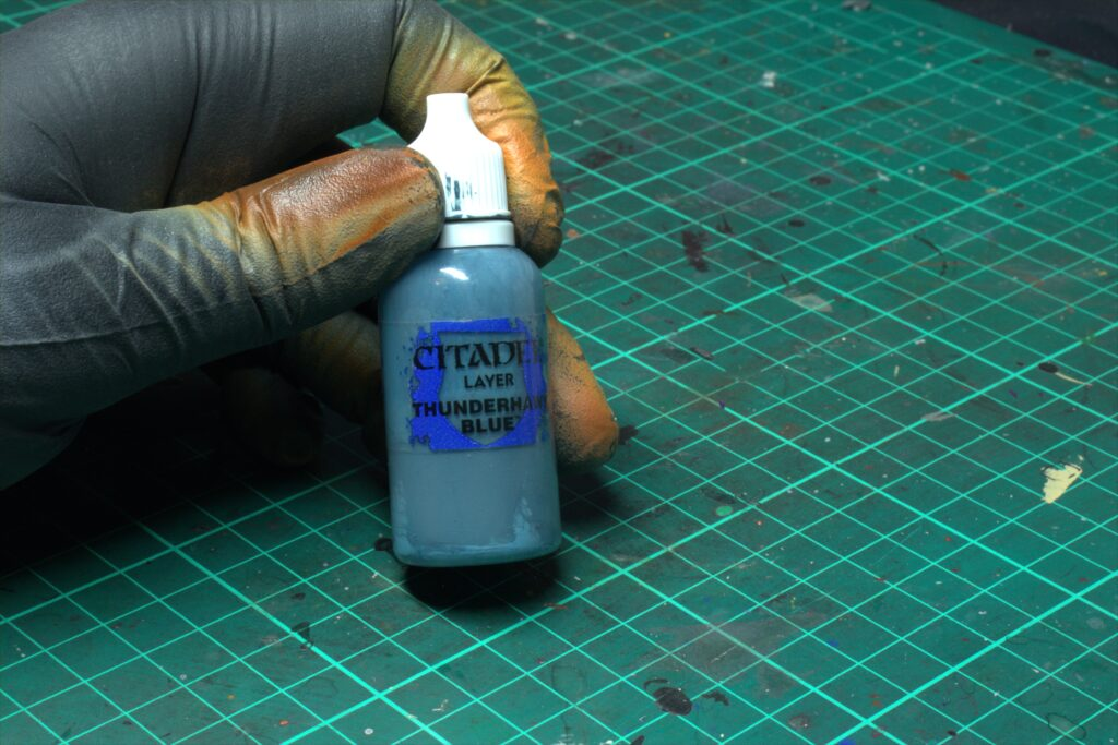 warahmmer 40000 voidraven bomber drukhari canopy canopies painting guide sunset orange airbrush vallejo games workshop warhammer eldar dark army painter thunderhawk blue citadel