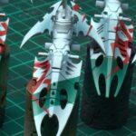 warhammer 40000 drukhari reaver painting guide airbrush warhammer tutorial masking tape games workshop