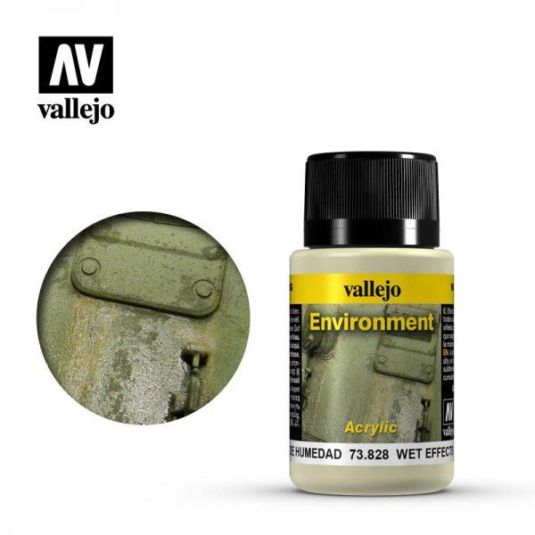 Vallejo   Weathering Effects Weathering Effects 40ml - Wet Effect - VAL73828 - 8429551738286