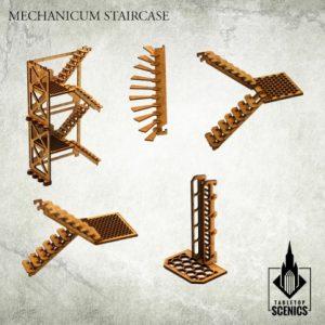 Kromlech   Kromlech Terrain Mechanicum Staircase - KRTS031 - 5902216115866