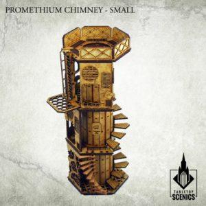 Kromlech   Kromlech Terrain Promethium Chimney - Small - KRTS026 - 5902216115811