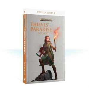 Games Workshop   Age of Sigmar Books Thieves' Paradise (Paperback) - 60100281261 - 9781789990102