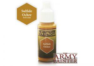 The Army Painter   Warpaint Warpaint - Sulfide Ochre - APWP1456 - 5713799145603