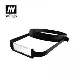 Vallejo   Vallejo Tools AV Vallejo Tools - Lightweight Headband Magnifier w/4 Lenses - VALT14001 - 8429551930468