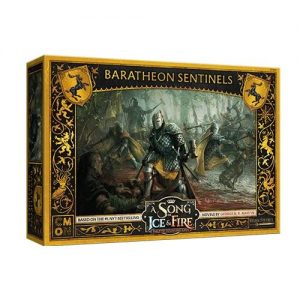 Cool Mini or Not A Song of Ice and Fire  House Baratheon A Song of Ice and Fire: Baratheon Sentinels - CMNSIF802 - 889696010230