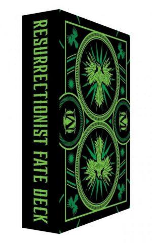Wyrd Malifaux  Resurrectionists Resurrectionist Fate Deck - WYR23021 - 812152032866