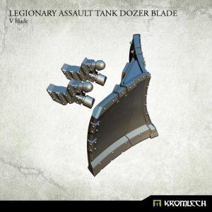 Kromlech   Vehicles & Vehicle Parts Legionary Assault Tank Dozer Blade - KRVB054 - 5902216117303