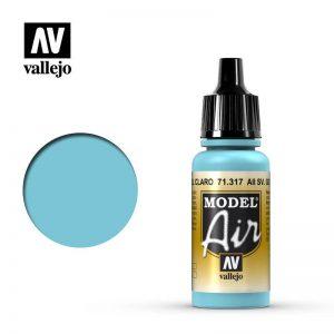 Vallejo   Model Air Model Air: AII SV. Gol Light Blue - VAL71317 - 8429551713177