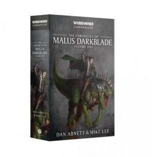 Games Workshop   Warhammer Chronicles Chronicles of Malus Darkblade: Volume 1 - 60100281294 - 9781789990782