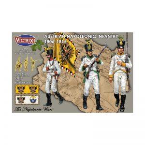 Victrix   Victrix Austrian Infantry 1806-1815 - VX0014 -