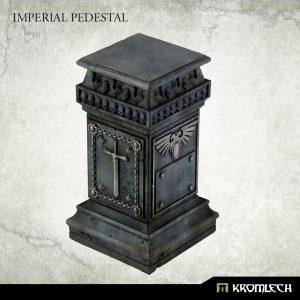 Kromlech   Kromlech Terrain Imperial Pedestal - KRBK039 - 5902216118812