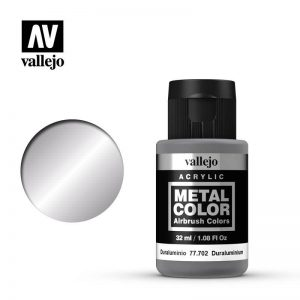 Vallejo   Metal Colour Metal Color - Duraluminum 32ml - VAL77702 - 8429551777025