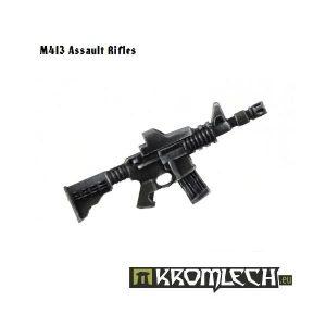 Kromlech   Misc / Weapons Conversion Parts M413 Assault Rifles (10) - KRCB088 - 5902216110861