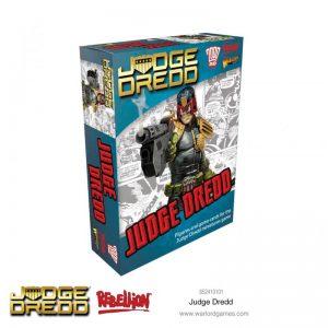 Warlord Games Judge Dredd  Judge Dredd Judge Dredd: Judge Dredd - 652410101 - 5060572503458