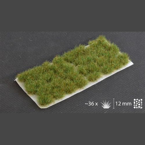 Gamers Grass   Tufts Strong Green 12mm XL Tufts Wild - GG12-SG - 738956788030