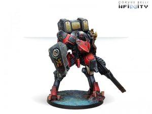 Corvus Belli Infinity  Combined Army Combined Army Raicho Armored Brigada - 280692-0726 - 2806920007260