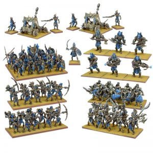 Mantic Kings of War  Empire of Dust Empire of Dust Mega Army - MGKWT111 - 5060469661513