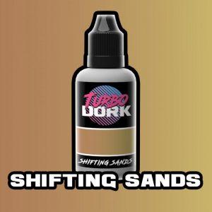 Turbo Dork   Turbo Dork Shifting Sands Turboshift Acrylic Paint 20ml Bottle - TDSSACSA20 - 631145994932