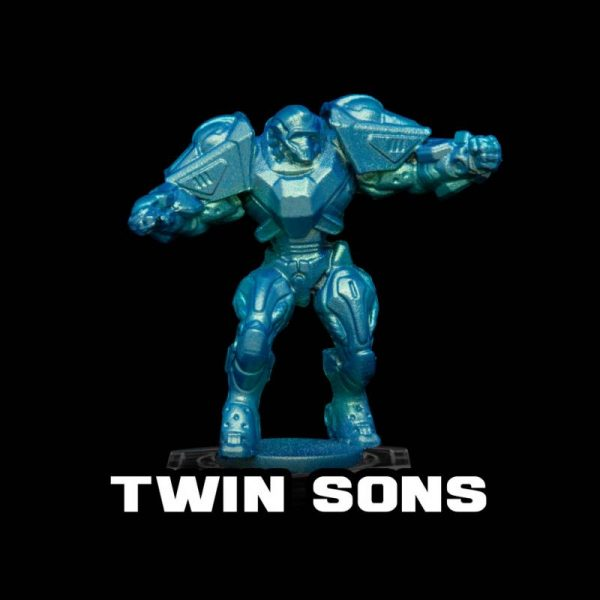 Turbo Dork   Turbo Dork Twin Sons Turboshift Acrylic Paint 20ml Bottle - TDTWSCSA20 - 631145995168