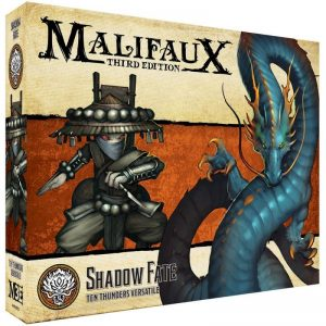 Wyrd Malifaux  Ten Thunders Shadow Fate - WYR23725 - 812152031005