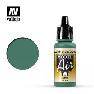Vallejo   Model Air Model Air: Light Green RLM25 - VAL71267 - 8429551712675