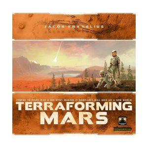 FryxGames   Terraforming Mars Terraforming Mars - SG6005 - 696859265808
