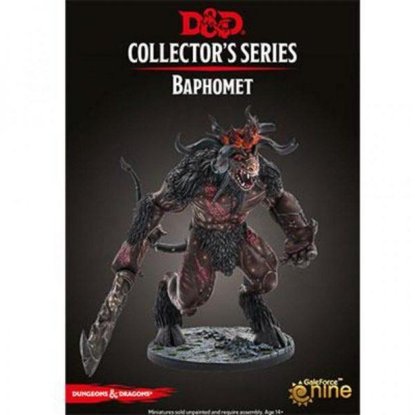 Gale Force Nine Dungeons & Dragons  D&D Miniatures D&D: Baphomet - GFN71100 - 9420020248786