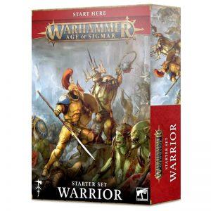 Games Workshop Age of Sigmar  Age of Sigmar Essentials Age of Sigmar: Warrior Edition - 60010299029 - 5011921157808
