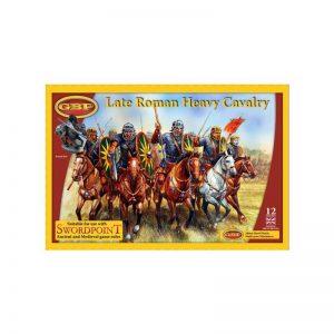 Gripping Beast SAGA  SAGA Late Roman Heavy Cavalry - GBP18 -