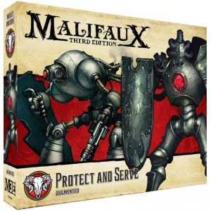 Wyrd Malifaux  Guild Protect and Serve - WYR23118 - 812152032415